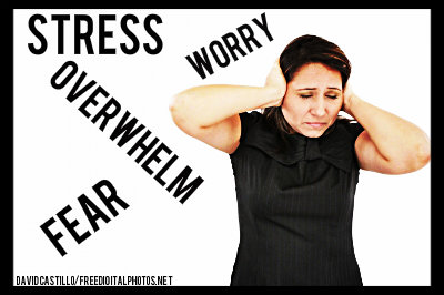 Are you fed up | I Am A Powerful Woman | Stress | Overwhelm | Fear | Worry