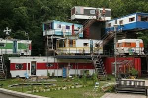 crazy houses