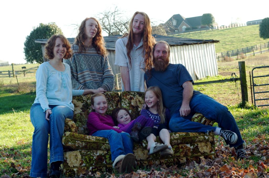 Boucher Family Pic 2014